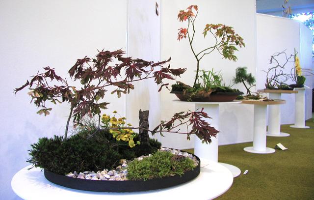 Ikebana-Ausstellung im Bergkloster Bestwig