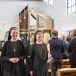 Von nun an trägt Schwester Franziska schwarz. (Foto: SMMP/Beer)