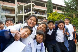 Das Colegio Suizo Alemán haben die Augustiner bereits Anfang des Jahres übernommen. Foto: SMMP/Bock