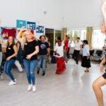 Der Tanzworkshop von Felipe, Juninho, Tánia und Argentina war atemberaubend. (Foto: Bock/SMMP)