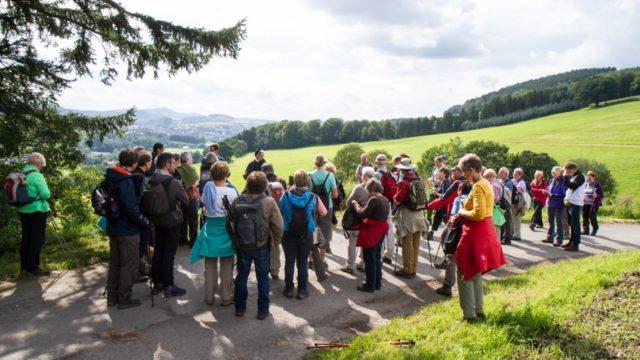 Auch 2019 wird es wieder zwei geführte Wanderungen auf dem spirituellen Wanderweg von Kloster zu Kloster geben. Foto: SMMP/Ulrich Bock