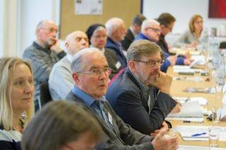 Konzentrierte Atmosphäre: Die Tagung war intensiv und reich an Ergebnissen. Foto: SMMP/Ulrich Bock
