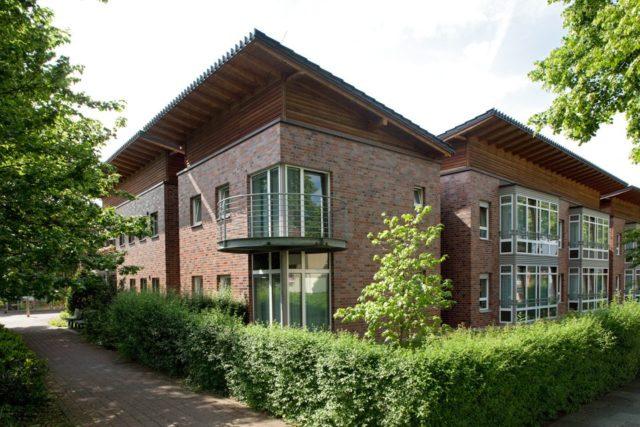 Seniorenzentrum am Eichendorffpark in Oelde-Stromberg. (Foto: SMMP/Achim Pohl)