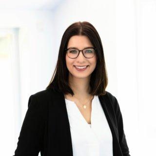 Carina Rothfeld, Leiterin der Stabsstelle Unternehmensentwicklung