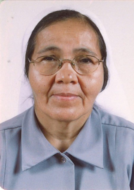 Schwester Marinete Medeiros Barros