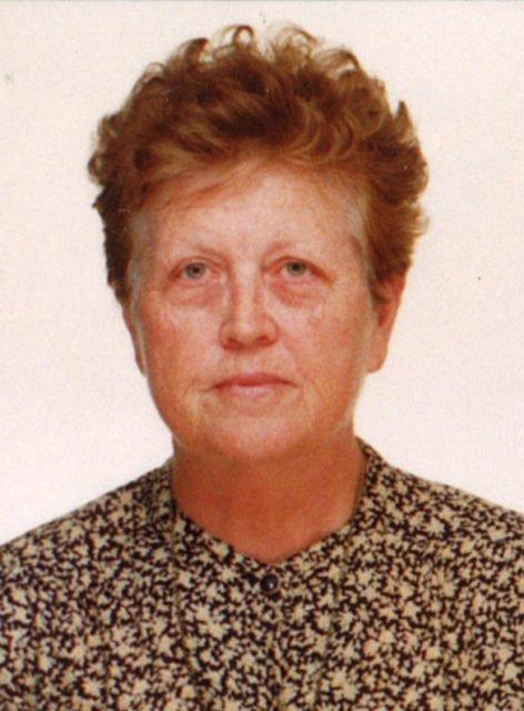 Schwester Lúcia Hobold ✝